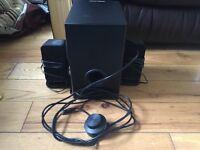 Wavemaster MX3+ 2.1 Stero Speaker System