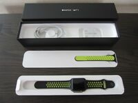 Apple Nike + Watch Series 2 and Apple Watch Charging Dock for sale