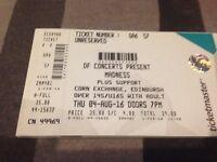 2 x Madness tickets