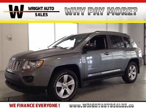 2013 Jeep Compass NORTH EDITION| 4WD| CRUISE CONTROL| HEATED SEA