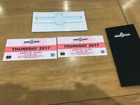 Goodwood festival of speed tickets thurs