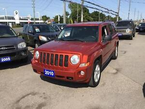 2010 Jeep Patriot Sport 4WD - Certified! New tires!