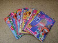 Bundle of 19 Barbie Fashion & Friends Magazines Comics