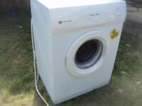white knight tumble dryer vented type 6kg