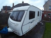 2007 Coachman Amara 520/4 incl. Bradcot full awning