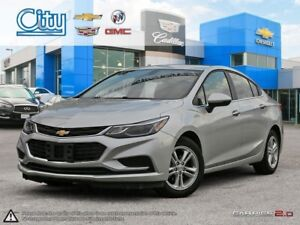 2018 Chevrolet Cruze LT Auto ** MYLINK HEATED SEATS REAR CAME...