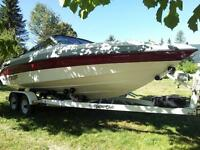 Watersports, Camping, Fishing; Excellent Boat!