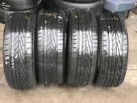 4 part worn tyres 235/55/17 GOODYEAR EXCELLENCE