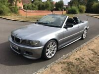 BMW 325 Ci Convertible, leather, SOLD AS SEEN px bargain, well priced, HPI Clear