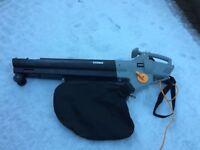 2800W Electric leaf blower/vacuum TTB547BVC