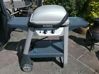outback 2 gas ring bbq