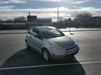 2004 CITROËN C3 PLURIEL 1.2 CONVERTIBLE EXCELLENT RUNNER DRIVER LONG MOT