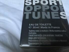 Sports Fragrance for Men: New & Unopened - Ideal Birthday Present