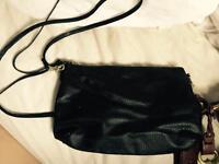 H&M black over the shoulder bag