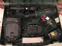 Bosch batteries 18V with broken drill