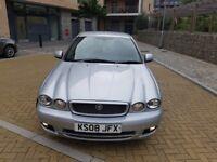 2008 Jaguar X-Type 2.2 D DPF S 4dr Automatic Diesel @07445775115@