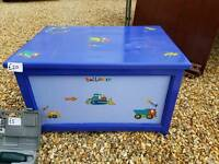 Homemade Toybox