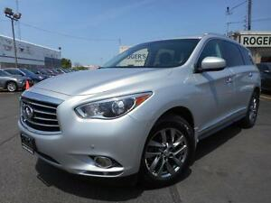 2013 Infiniti JX35 - NAVI - ALL AROUND CAMERA