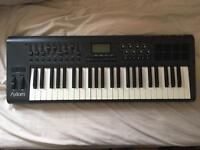 M-Audio Axiom 49 MIDI keyboard, great condition.