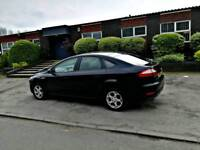 Mondeo low miles private plate