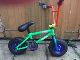 Rocker Mini BMX Bike FUNK IROK+ RKR -