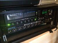 MOTU 896mk3 Hybrid Audio Interface + Motu 8 Pre + Flight Case 4U