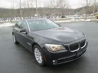 2010 BMW 750Li xDrive TECHNOLOGY PACKAGE