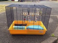 Large Rat Cage with extras