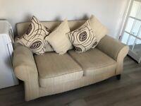 FREE 2 Seater Sofa & Cushions