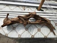 Aquarium driftwood 2feet long