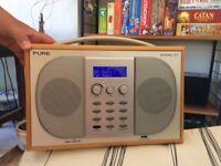 Pure EVOKE-2XT FM/DAB Digital Radio - Perfect Condition