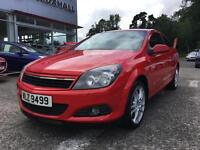Vauxhall Astra SXI 16V TWINPORT (red) 2009-01-28