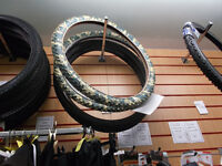 Never used ...mtb tyres