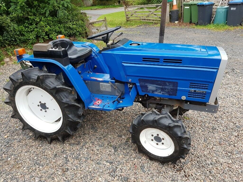 Compact Tractor 4x4 3 cyl Deisel New Holland/ Shibaura SP1740 | in  Jedburgh, Scottish Borders | Gumtree
