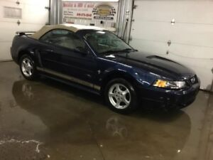 2002 Ford Mustang SPÉCIAL AUTOMNE BAS KM