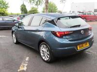 Vauxhall Astra DESIGN CDTI ECOFLEX S/S (blue) 2016-04-30
