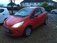 2014 FORD KA EDGE CAT D REPAIRED 26,000 MILES F/S/H GREAT MPG £30 RD SMALL SIDE DAMAGE NOW REPAIRED