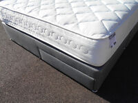 Quality Super King Size Bed with 30cm deep mattress