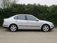 """SEAT TOLEDO """"V5 SPORT"""" VERY RARE VEHICLE, ****CURRENT ELDERLY OWNER FOR THE PAST 14 YEARS****"""