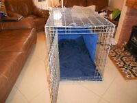 Ex Large Dog Crate/ Cage