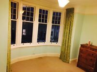 Big double room in a shared flat. Unfurnished room