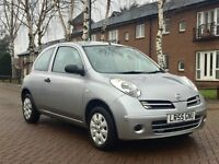 2005 55 Plate Nissan Micra 1.2 Only Done 73k with 12 Months M.O.T