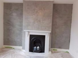 High standard of Plastering and Venetian Plastering in Medway/Kent Area