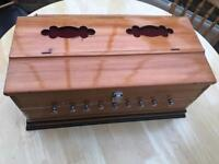 Harmonium With Professional Scale changer & English Reeds