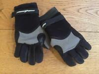 Women's small dry gloves for sailing Magic Marine