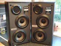 Bose studiocraft 300ST Speakers