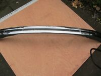 Genuine VW Beetle stainless steel front bumper 1974 mint condition