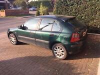 ROVER 25 1.6 petrol. No offers