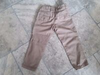 FATFACE TROUSERS / BOY'S chinos AGE 5 / fat face