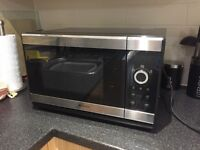 HOTPOINT Combination Microwave oven and Grill